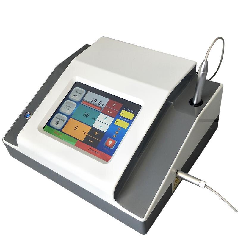 Équipement vasculaire de beauté de retrait de vaisseaux sanguins de machine de veine d'araignée de machine de retrait de laser de diode de 980nm avec du CE