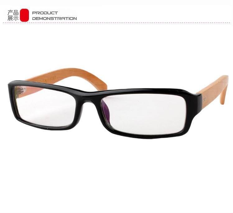 2018 zenottic Marca Diseño gafas, hombre y señora unisex gafas graduadas,  madera oculos de Grau 1002 fb42586a48
