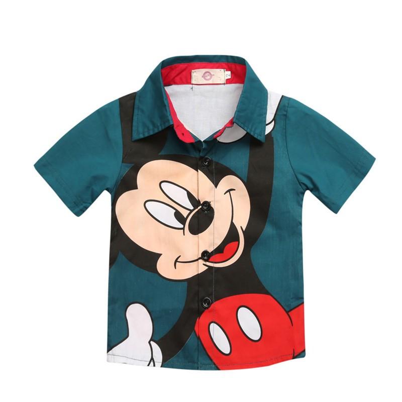 2017 kids Clothes Children Mickey Clothing Sests Costumes for Roupas Infantis Menino Disfraz infantil Boys Shorts +Pants Suits 03