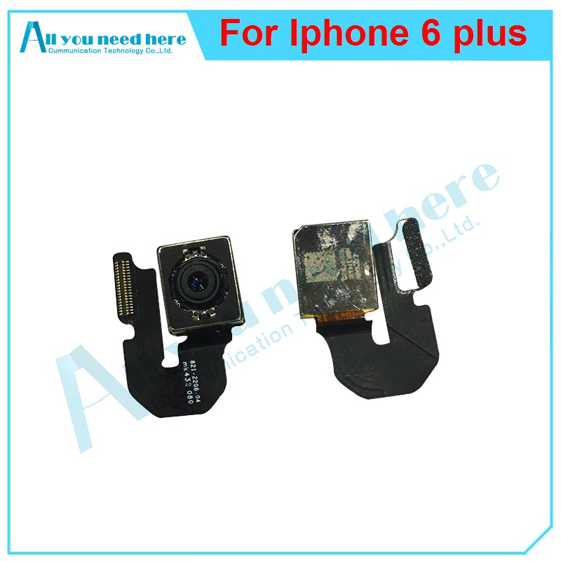 1pcs 5pcs 10pcs For Iphone 6 Plus Big Back Rear Camera Flex Cable Replacement 8.0 Mega Pixel Style; 5.5 Inch Version Free Shipping Fashionable In