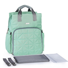 Mummy bag Large Capacity Diaper Bag land diaper bag for baby mom maternity nappy backpack Nursing Baby Care Wetbag organizer