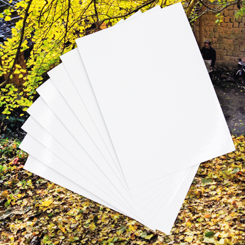 50 Sheets High Glossy 4R Photo Paper For Inkjet Printer Photographic Quality Colorful Graphics Output Album covers ID photo