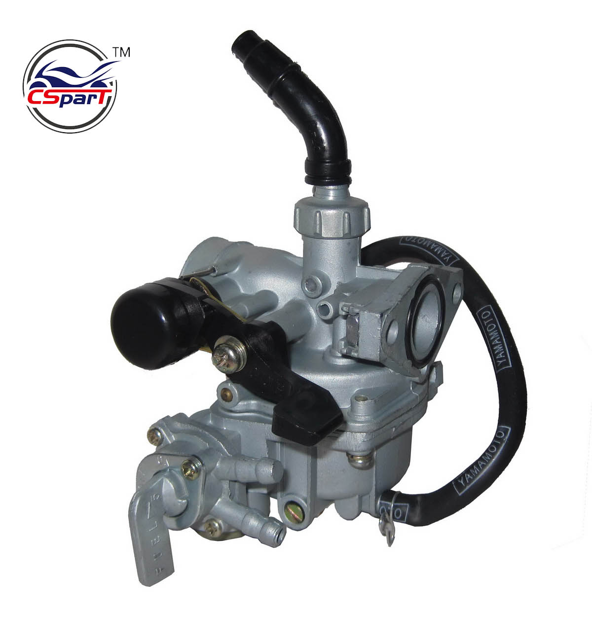 US $25 8  17mm PZ17 Carb Hand Chock Fuel Valve Carburetor For Honda TRX 70  ATC70 CT70 C70 FOURTRAX-in Carburetor from Automobiles & Motorcycles on