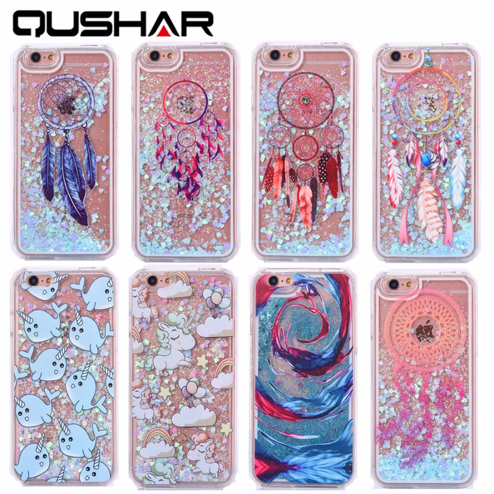 For iphone 5 5s SE Cute Case Unicorn Hard PC Cover Dynamic