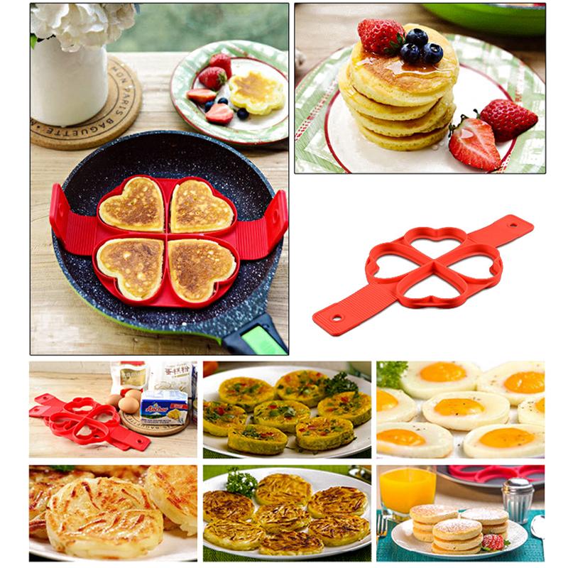 Non-Stick-Flippin-Pancake-Maker-4-Grids-Silicone-Pancake-Snake-Cake-Molds-Flippin-Fantastic-Easy-Pancake(5)