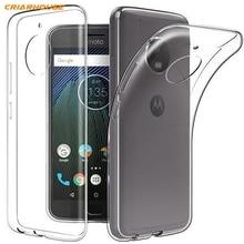c2a30ac5a26 CRIAR HOUSE E4Plus soft tpu phone case back cover Clear Transparent thin  Silicone
