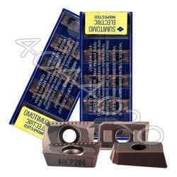 APMT1604PDER-G08 ACP200 10 sztuk/pudło Sumitomo nowe oryginalne ostrze z węglika