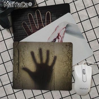 Maiyaca Your Own Mats Bloody Hands Gamer Speed Mice Retail Small Rubber Mousepad Top Selling Wholesale Gaming Pad mouse