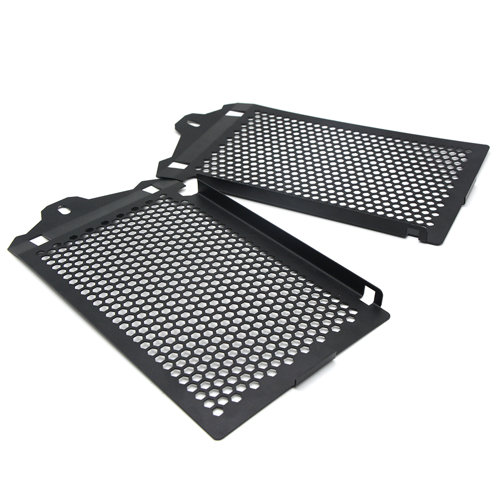 2017 Hot Motorcycle Accessories Grille Radiator Cover Protection CNC Aluminum For BMW R1200GS R1200 GS ADV 2013 2014 2015 2016 motorcycle radiator grill grille guard screen cover protector tank water black for bmw f800r 2009 2010 2011 2012 2013 2014