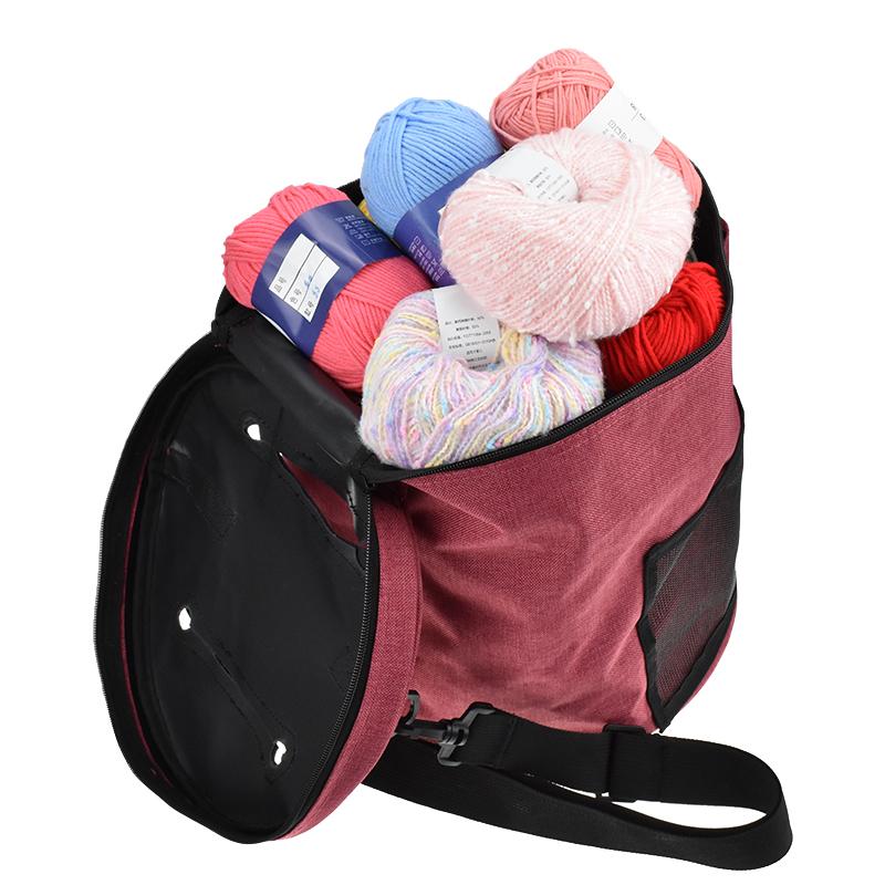 ... Looen Brand Knitting Bag For Yarn Storage Empty Yarn Storage Knitting Big Capacity Women Mom Home  sc 1 st  AliExpress.com & Fashion Big Capacity Knitting Bag For Yarn Storage Women Mom Home ...