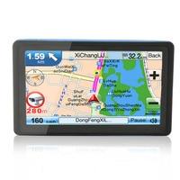 7 Inch HD Car GPS Navigation Capacitive Screen FM 8GB Vehicle Truck GPS Car Navigator Europe
