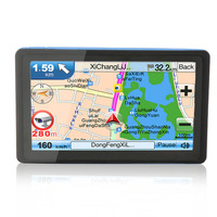 7 Inch HD Car GPS Navigation Capacitive Screen FM 8GB Vehicle Truck GPS Car Navigator Europe