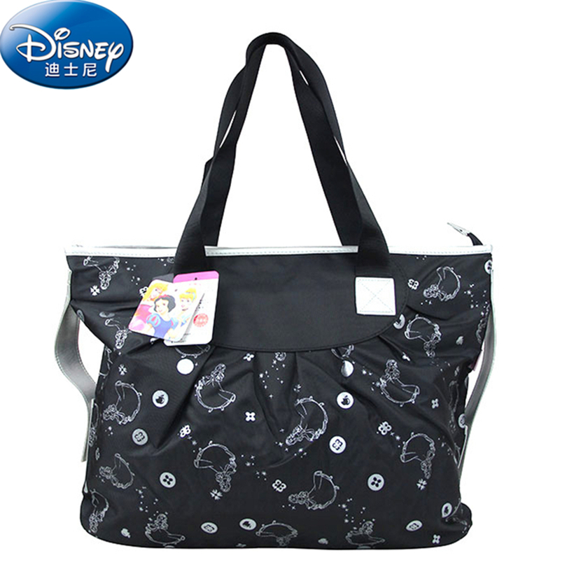 Disney 2018 Thermal Insulation Bag High-capacity Baby Feeding Bottle Bags Baby Care Diaper Bags Canvas Insulation Bags ZT024