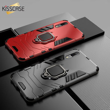KISSCASE Ring Phone bag Case For iPhone 6 6S 7 8 Plus Case For iPhone 5 5S Se X XS Xs Max XR Shockproof Full Back Cases Cover(China)
