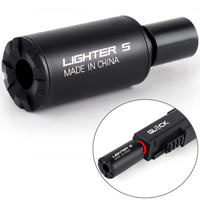 Tactical Airsoft Tracer Lighter S Rifle 14mm/10mm Pistol Tracer Unit Glow in Dark CS Shooting Paintball Auto Tracer