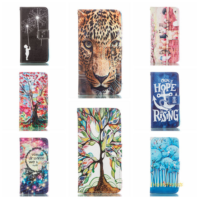 Leather Case for Samsung Galaxy S3 S 3 mini I 8190 GT I8190 I8200 I8190t I8190N GT-i8190 GT-i8200 GT-I8190N Flip Cover Coque Bag