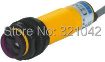 M18 30cm sensing DC NPN NC E3F-DS30C2 diffuse reflective cylinder amplifier photoelectric sensor switch