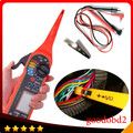 Electric Multi-function Auto Circuit Tester Multimeter Lamp Car Repair Automotive Electrical Multimeter 0V-380V Digital Screen