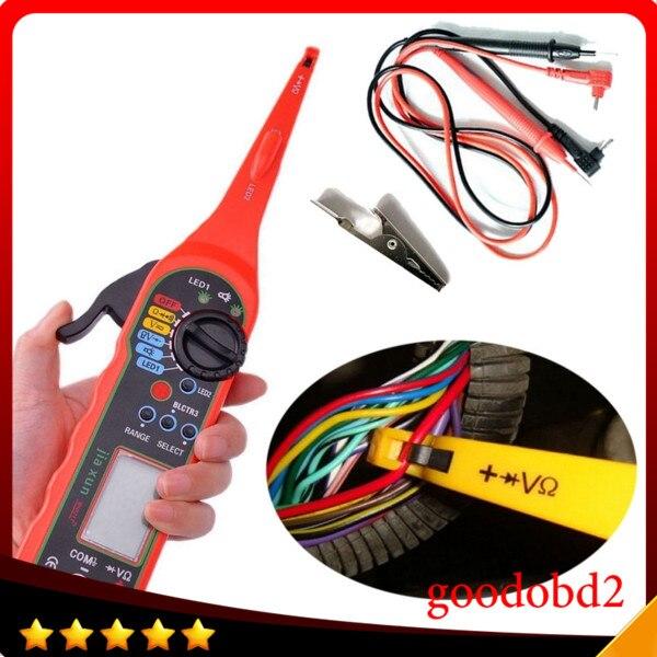Electric Multi-function Auto Circuit Tester Multimeter Lamp Car Repair Automotive