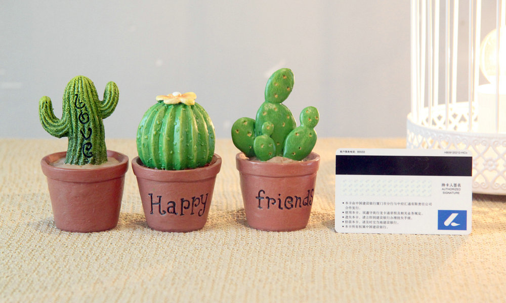 Beautiful Cactus Small Resin Decoration Home Accessories Plant Office Desk Wedding  Decorations Ornaments Girl Birthday Christmas Gift In Artificial U0026 Dried  Flowers ...