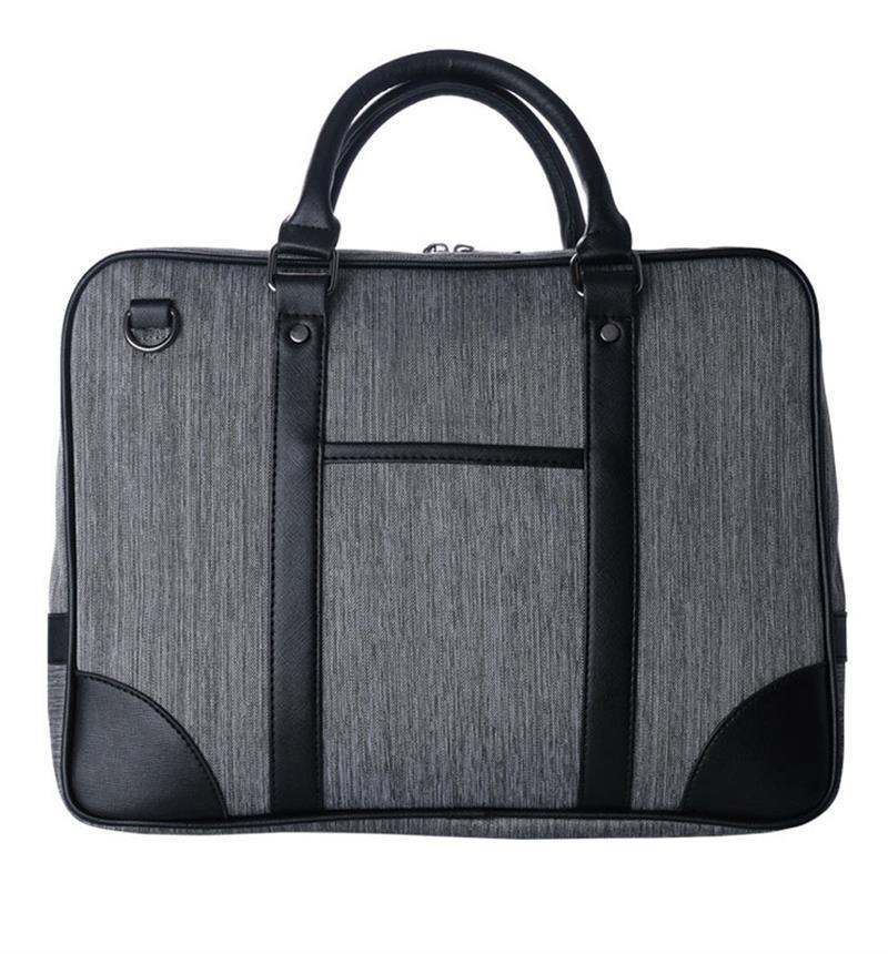 Cool Multi-Function Briefcases Computer Laptop Handbag Men's Business Crossbody Bag Messenger Shoulder Bags For Men