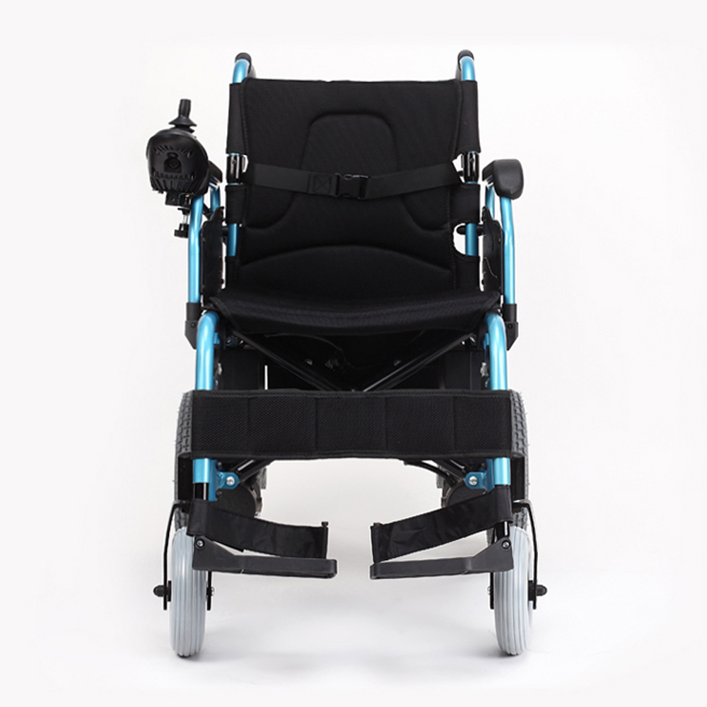 Portable Lithium Electric Wheelchair Foldable travel&Home use Adjustable Armrest Height Aluminum Alloy Frame upf50 rashguard bodyboard al004