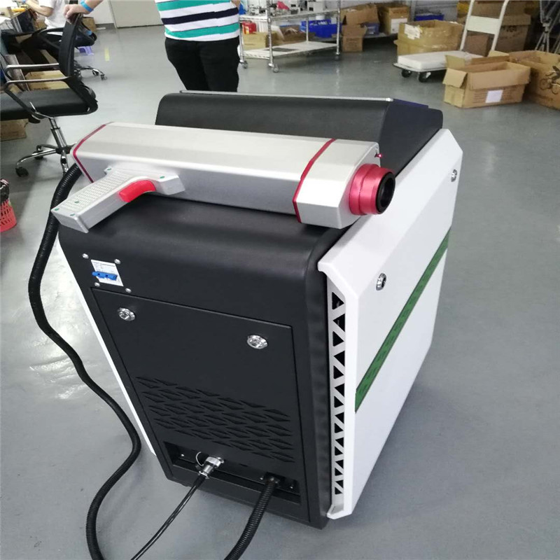 Best Selling Wholesell Fiber Laser Cleaning Machine for Rust Removal