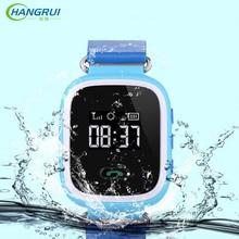 Hangrui Q60 Смарт часы наручные часы SOS вызова Расположение Finder локатор устройства трекер для детей анти потерял Мониторы PK Q50 Q90 часы