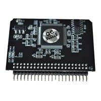 44-Pin erkek IDE SD kart adaptörü