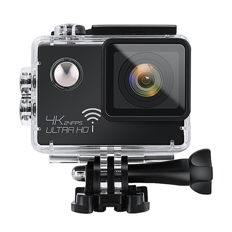 Hot Sale SJ8000 Sport Action Camera WiFi 4K 2K Waterproof 2 inch Screen 170 Degree Wide Angle soocoo c50 4k hd wifi sport action camera 2 inch lcd screen 12mp camcorder with waterproof case 170 degrees wide angle lens