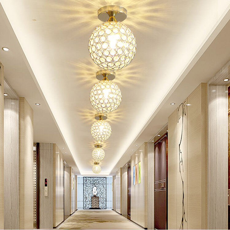 Modern Spiral Crystal Chandelier for Home Entrance Stair