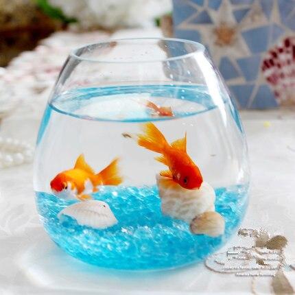Buy aquarium fish tank aquarium clear for Aquarium decoration for goldfish