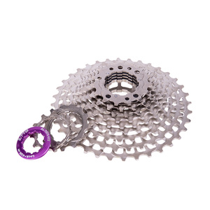 Image 5 - ZTTO Ultralight Road Bicycle 11S 11 28T SLR2 Cassette 11 Speed 11 32T/34T/36T Freewheel 11V K7 Cycling CNC Gravel Bike HG System