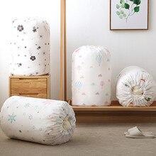 Складная сумка для хранения одежды одеяло Одеяло Шкаф Органайзер для свитера коробка, мешочек organizador de armarios одежда-хранение