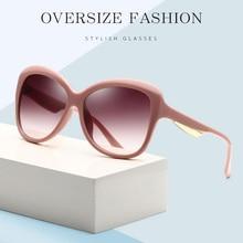 MIZHO Fashion 2019 Style Gradient Star Sunglasses Women Retro Brand Design Butterfly Sun Glasses Ladies Oculos De Sol