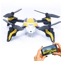 KAIDENG PANTONMA K90 Air Press Altitude Hold Infrared Obstacle Avoidance WIFI FPV 0.3MP Camera RC Quadcopter