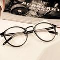 Das mulheres Retro Nerd Glasses Óculos Limpar Lens Óculos Óculos Óculos Unisex