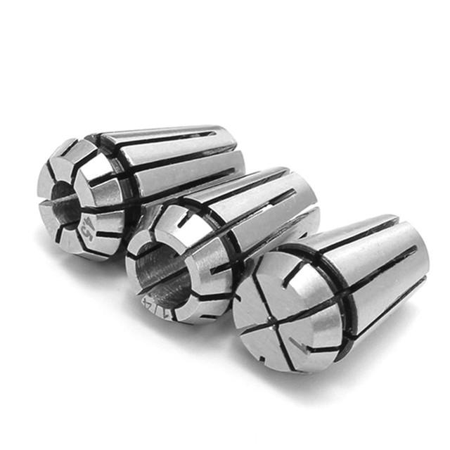 Practical Durable Steel Spring Collets Set