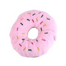 Squeaking Doughnut Toy
