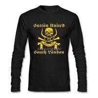 Scary Monster Motörhead T-shirt Baumwolle Crewneck Langarm Benutzerdefinierte T-shirts Für Männer Pop Liebhaber Männer T-shirt