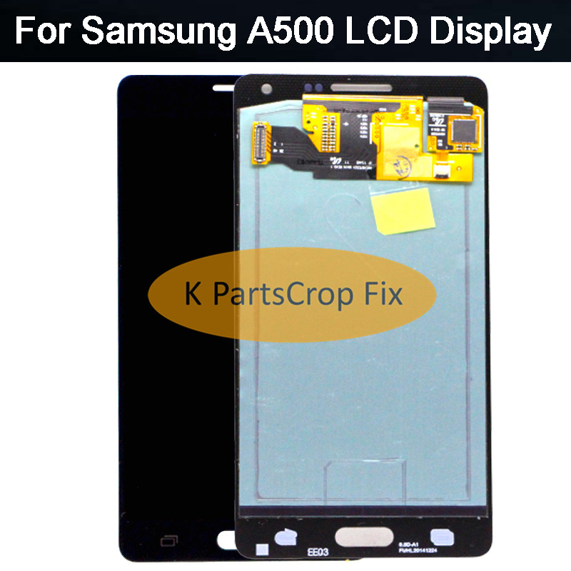 For SAMSUNG GALAXY A5 2015 A500 A500F A500M A500FU LCD Display Touch Screen Digitizer Assembly Replacement