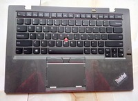 New Original for Lenovo ThinkPad X1 Carbon 3 20BS 20BT US keyboard W/bezel W/TP 00HT300 00HN945