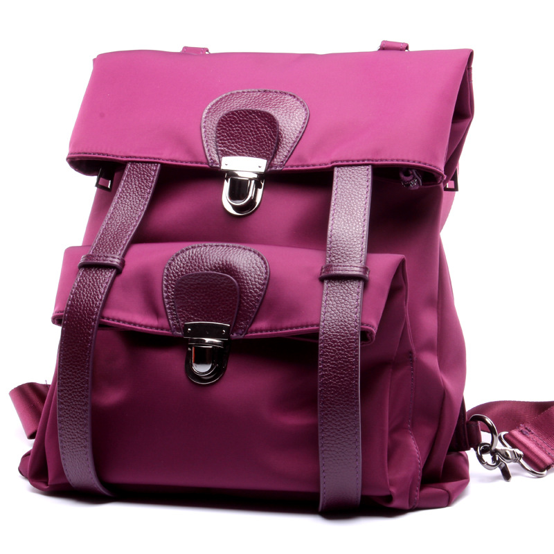 Pretty Style Pure Color Oxford Women Backpack College Student School Book Bag Leisure Backpack Travel Bag 2017 fashion women waterproof oxford backpack famous designers brand shoulder bag leisure backpack for girl and college student