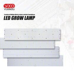 Samsung LM301B/LM561C S6 3000K 3500k 4000k led 400 шт PCBA Квантовая доска diy светодиодный светильник для выращивания