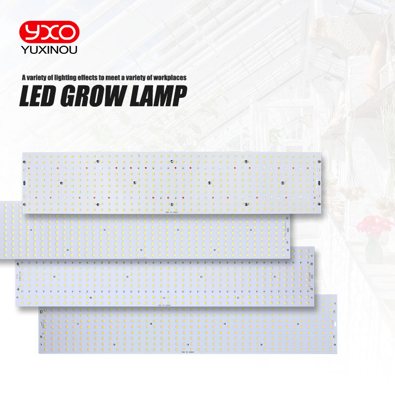 Samsung LM301B/LM561C S6 3000K 3500k 4000k Led 400pcs PCBA High Tech Led Board Diy Led Grow Light