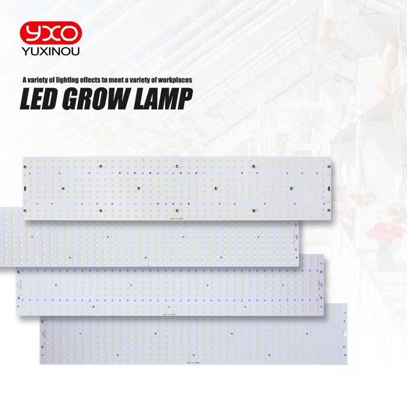 Samsung LM301B/LM561C S6 3000K Led 400pcs PCBA Quantum Board Dimmable Power Supply Meanwell ELG-200-36AB ELG-240-36B Diy Led