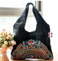 Freeshipping Best Selling Lady Fashion Trend Chinese Traditioansl  embroidered handbag messenger  shoulder messenger bag H030