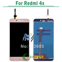 LCD For Xiaomi Redmi 4x Display Digitizer Touch Screen Panel Assembly For Xiaomi Redmi 4x LCD