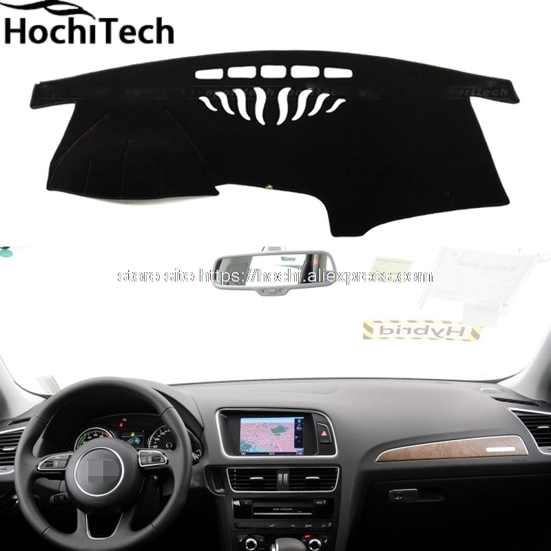 for audi Q5 2012 2013 2014 2015 2016 dashboard mat Protective pad Shade Cushion Photophobism Pad car styling accessories bigbang alive 2012 making collection repackage release date 2013 5 22 kpop