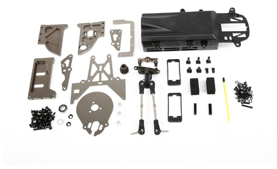 NEW Electric METAL Conversion kit without Motor and battery for 1 5 hpi rovan km baja